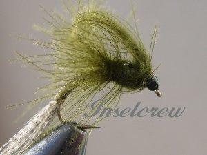 C.D.C. LOOPWING EMERGER OLIVE