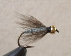 Soft Hackle Grey