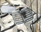 Fliegenbox Aluminium mit Schaumstoffschlitze