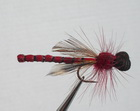 Dads Demoiselle Red