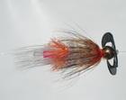 Kopf- und Vollrotation Stimulator Grizzly Orange