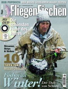 FliegenFischen Fachzeitschrift 1/2013