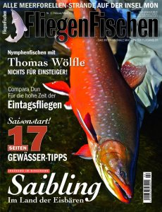 FliegenFischen Fachzeitschrift 2/2013