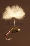 Klinkhammer Parasol Claret Emerger