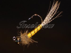 Tungsten Yellow Jig