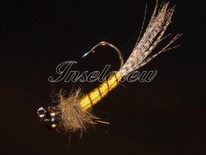 Tungsten Yellow Jig