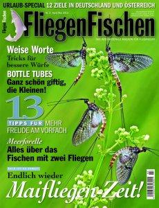 FliegenFischen Fachzeitschrift 3/2013