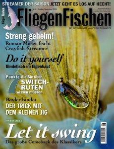 FliegenFischen Fachzeitschrift 6/2013
