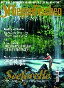 FliegenFischen Fachzeitschrift 2/2014