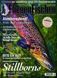 FliegenFischen Fachzeitschrift 3/2014
