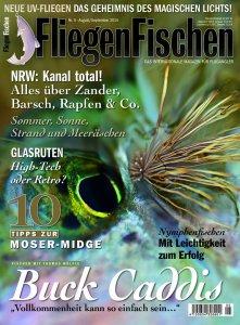FliegenFischen Fachzeitschrift 5/2014