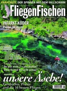 FliegenFischen Fachzeitschrift 6/2014