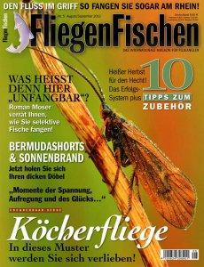 FliegenFischen Fachzeitschrift 5/2013