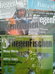 FliegenFischen Fachzeitschrift